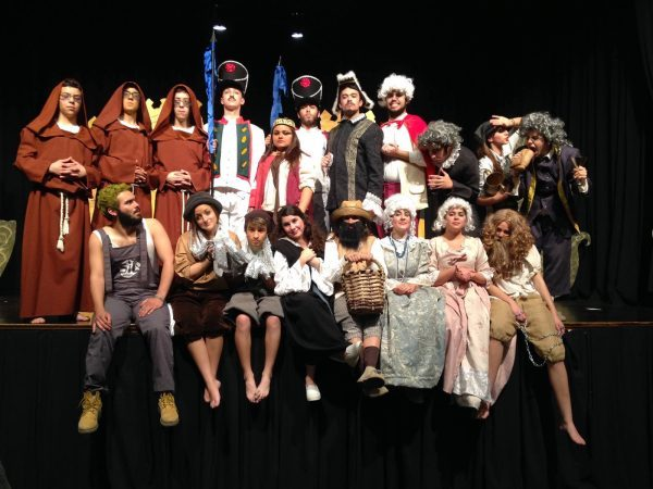 Teatrejo Los Figurantes 2014